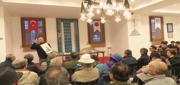 東京ジャーミー・ツアーイスラム講座 アブドゥルカリーム下山茂