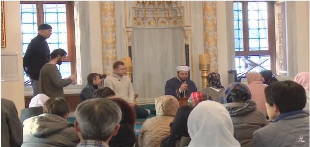 イスラム崇拝とそれを実行する方法 2 - 東京ジャーミー・ツアーイスラム講座