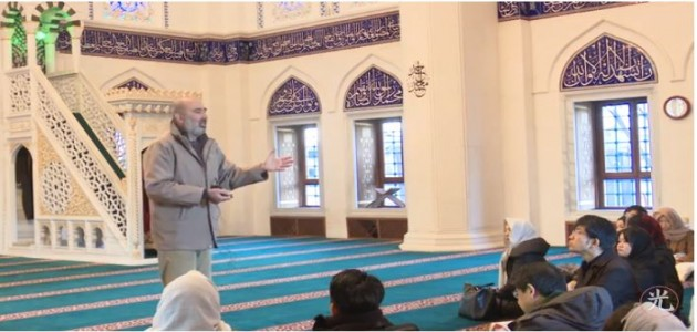 Q and A-イスラム崇拝とそれを実行する方法 東京ジャーミー・ツアーイスラム講座 6 アフマド・アルマンスール