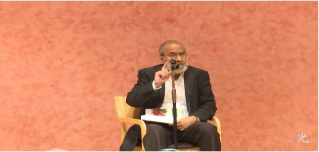 Dr. Khalid Azeez –Q and A-イスラム教が特別なわけ