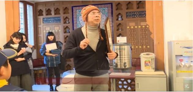 東京ジャーミー・ツアーイスラム講座 アブドゥルカリーム下山茂 2