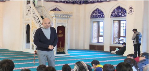 イスラム崇拝とそれを実行する方法- 東京ジャーミー・ツアーイスラム講座