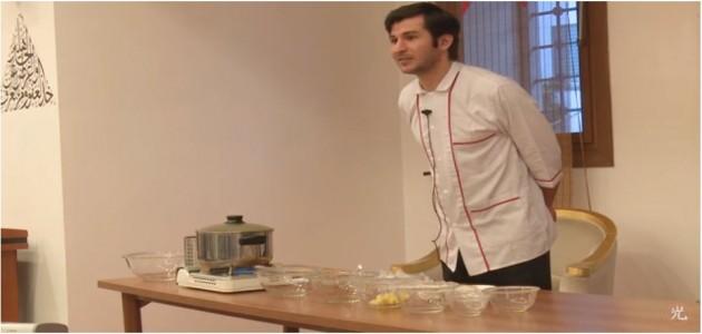 人参とグリーンピスの煮込み - トルコ料理学校